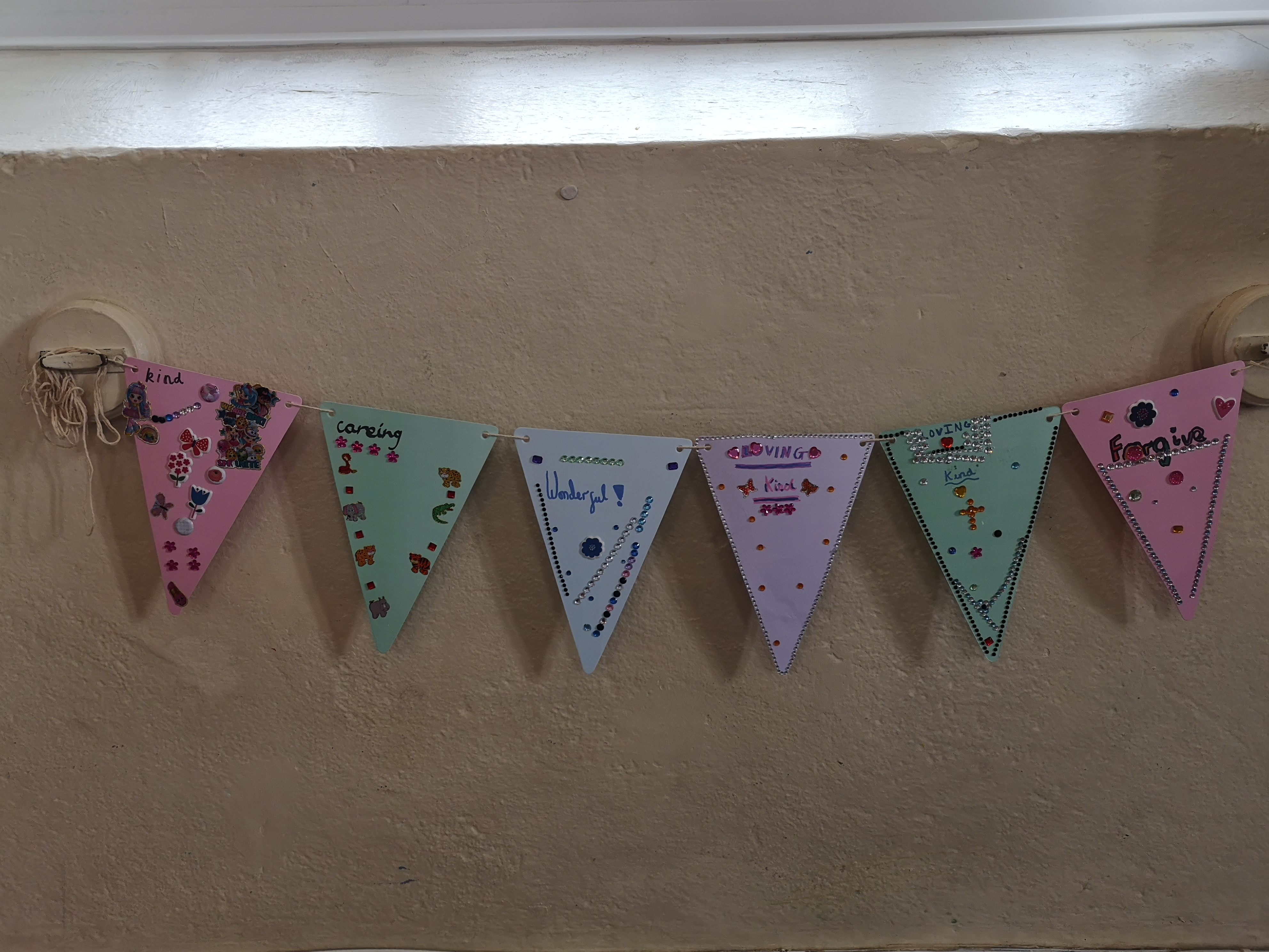 Messy Church May Banner